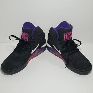 Nike Air Force 180 Mid Size 10 Phoenix Suns Size 9